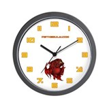 Damned Fiishii Wall Clock
