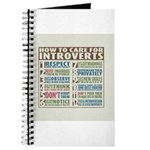 Care for Introverts Journal