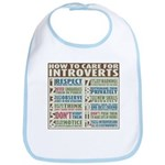 Care for Introverts Bib