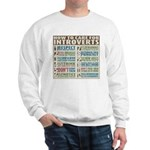Care for Introverts Sweatshirt