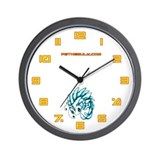 Blessed Fiishii Wall Clock