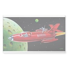 X-30 SPACE ROCKET Decal