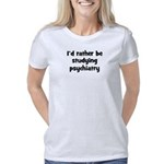 Say It Loud Morenos Organic Women's Fitted T-Shirt