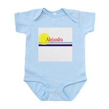 Alejandra Infant Creeper