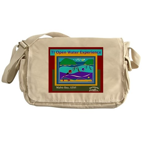 TI Open Water Experience Messenger Bag