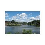 Delaware River Wall Print