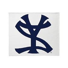Cute Yankee Throw Blanket