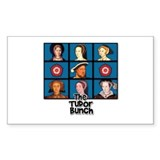 Tudor Bunch Decal