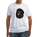 Newfoundland Fitted T-Shirt
