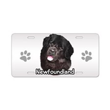 Newfoundland Aluminum License Plate