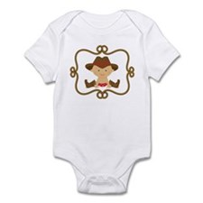 Cowboy Baby Gift Infant Bodysuit