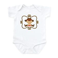 Cowboy Baby Gift Infant Bodysuit