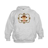 Cowboy Baby Gift Hoodie