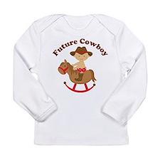 Future Cowboy Long Sleeve Infant T-Shirt