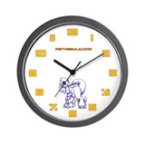 Blessed Kronomantis Wall Clock