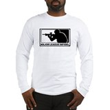 Major League Infidel Long Sleeve T-Shirt