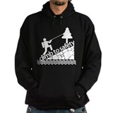 Don't Panic Climb to Safety Hoodie