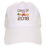 2018 School Class Diploma Cap