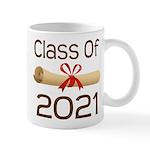 2021 School Class Diploma Mug