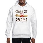 2021 School Class Diploma Hooded Sweatshirt