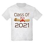 2021 School Class Diploma Kids Light T-Shirt
