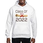 2022 School Class Diploma Hooded Sweatshirt