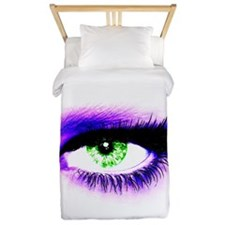 EYES Twin Duvet