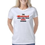 Team Beard Maternity Dark T-Shirt