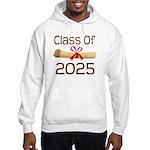 2025 School Class Diploma Hooded Sweatshirt
