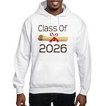 2026 School Class Diploma Hooded Sweatshirt