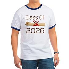 2026 School Class Diploma T