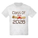 2026 School Class Diploma Kids Light T-Shirt
