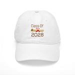 2028 School Class Diploma Cap