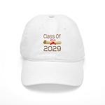 2029 School Class Diploma Cap