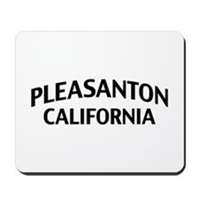 Pleasanton California Mousepad