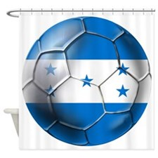 Honduras Football Shower Curtain