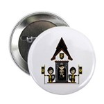 "Princess and Black Knights 2.25"" Button (100"