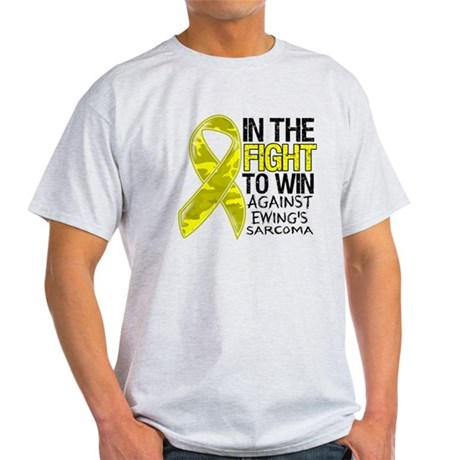In The Fight Ewing Sarcoma Light T-Shirt