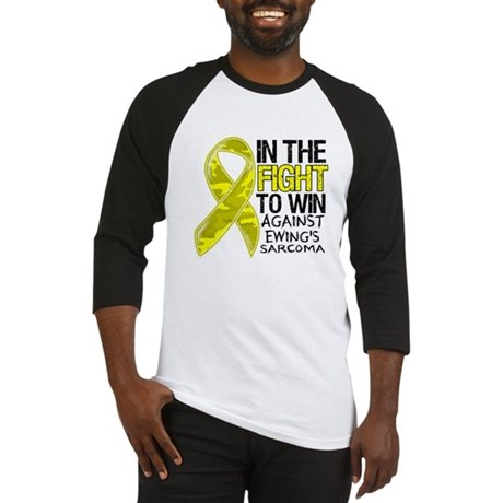 In The Fight Ewing Sarcoma Baseball Jersey