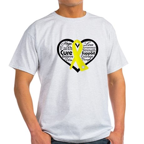 Ewing Sarcoma Light T-Shirt