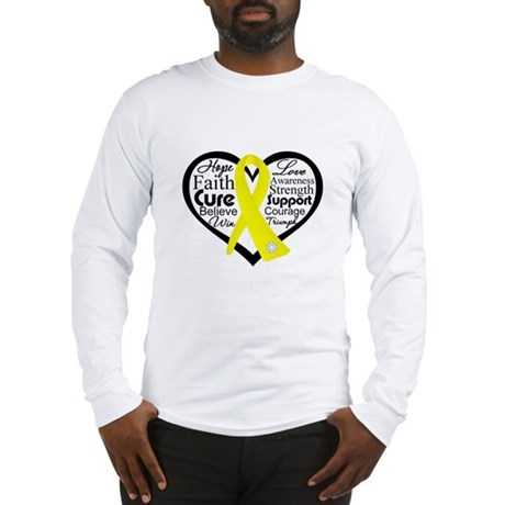 Ewing Sarcoma Long Sleeve T-Shirt