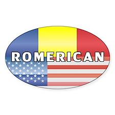 Romerican Decal