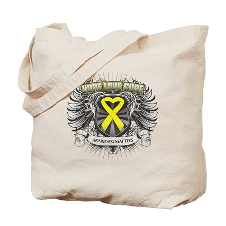 Ewing Sarcoma Tote Bag