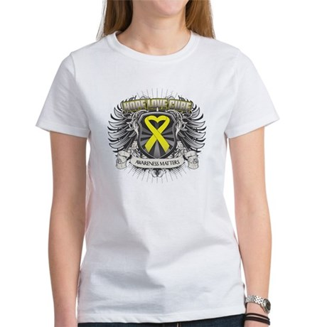 Ewing Sarcoma Women's T-Shirt