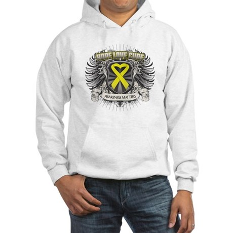 Ewing Sarcoma Hooded Sweatshirt