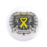 "Ewing Sarcoma 3.5"" Button (100 pack)"