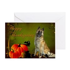 Belgian Tervuren Thanksgiving Card