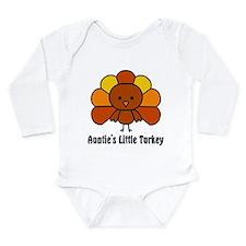 Aunties Little Turkey Body Suit
