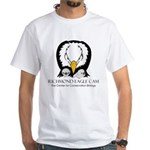 Men's Richmond Eagles White T-Shirt