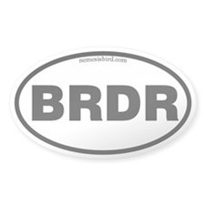 Birder Decal